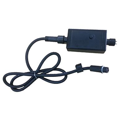 Контроллер для каучуковой гирлянды - сеть, 1,5А