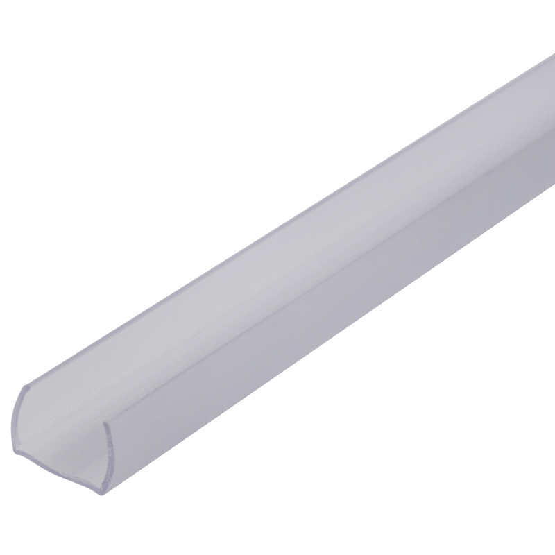 Короб пластиковый для гибкого неона Ø 16 мм, длина 1 метр