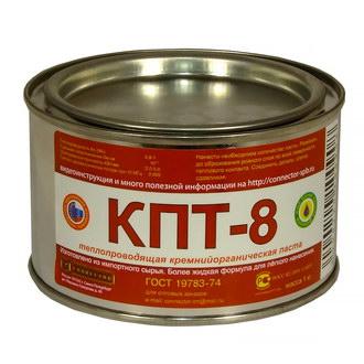 КПТ-8 теплопроводящая паста 1кг