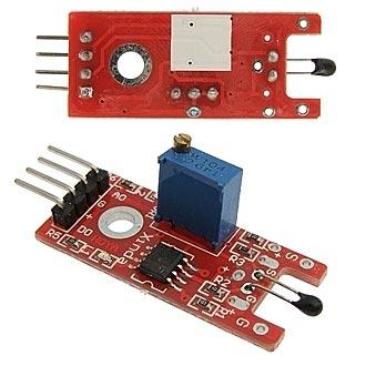 KY-028 Temperature sensor