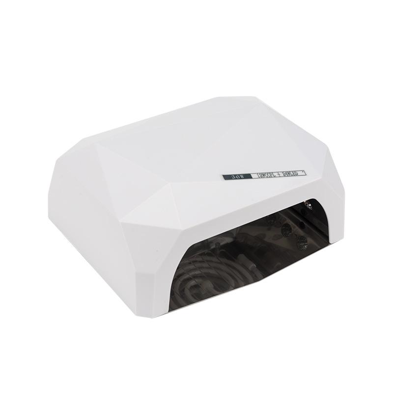 Лампа для сушки ногтей Brilliant Professional (гибрид.CCFL+LED,36 Вт)  REXANT