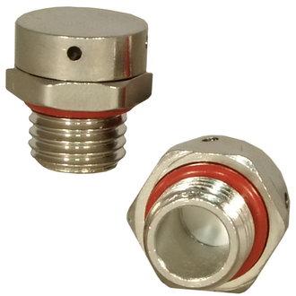 M12X1.5 Brass Ni
