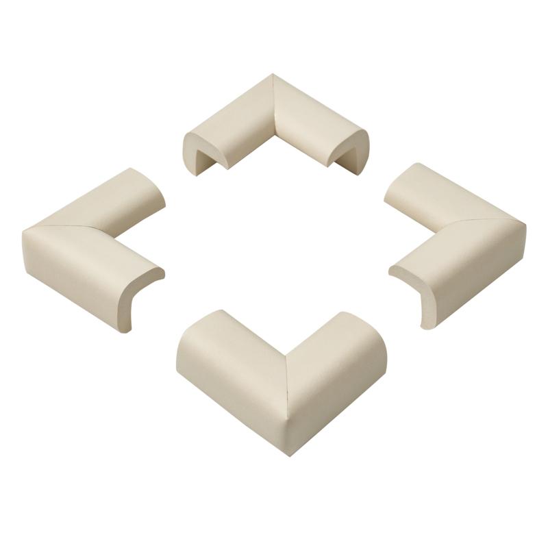 Мягкие накладки-протекторы для мебели (24*8*50 мм) 4 шт.