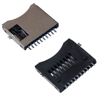 microSD SMD 8pin