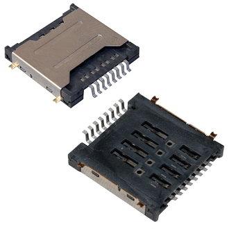 mini SIMx2 8pin 3.3H