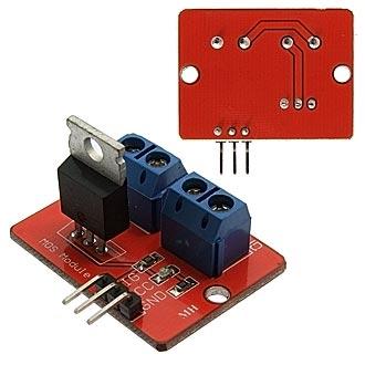 MOS Driving Module for Arduino