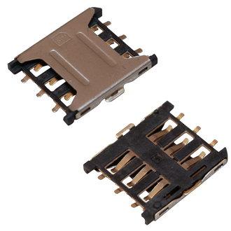 Nano SIM 6pin 1.35H