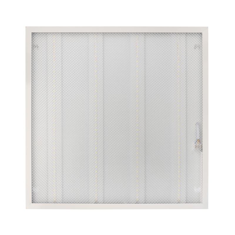 Панель универсальная светодиодная REXANT 19 мм ПРИЗМА 595x595 40 Вт 180–260 В IP20 3300 Лм 6500 K холодный свет