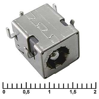 PJ017  2.5mm