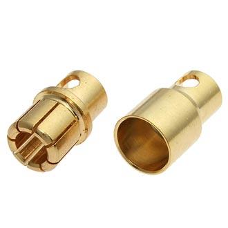 Plug 8.0 M+F