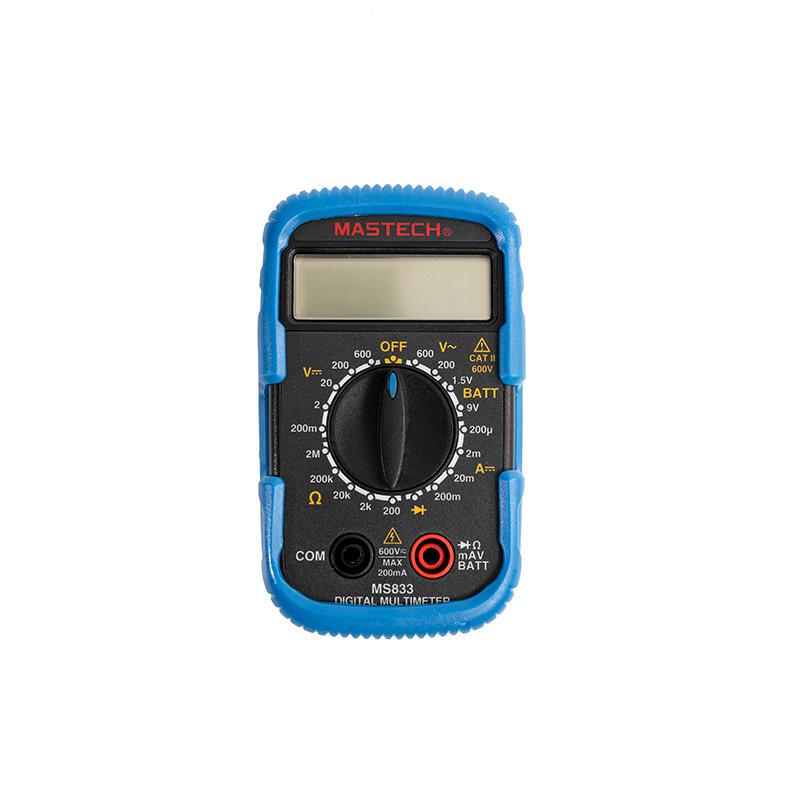 Портативный мультиметр MS833 MASTECH