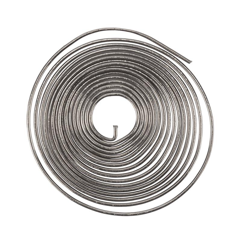 Припой с канифолью ПОС-61 REXANT, 1 м, Ø0.8 мм, (олово 61%, свинец 39%), спираль, конверт