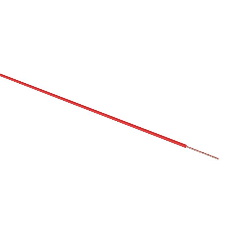 Провод ПГВА REXANT 1х1.00 мм², красный, бухта 100 м