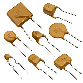 Resettable fuse 60V 900mA