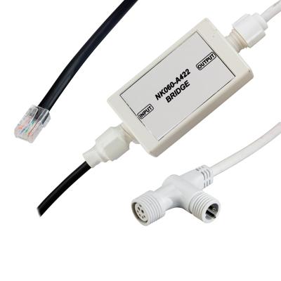 Роутер для подключения профессионального контроллера умного дождя, 24V DC, 0.5W