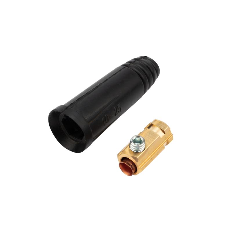 Розетка кабельная (гнездо) REXANT модель СКР (гн.) 10-25