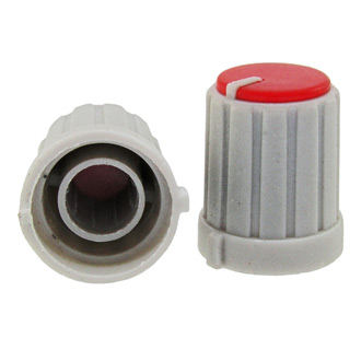 RR4853 (6mm круг красный)