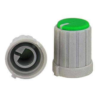 RR4853 (6mm п.круг  зеленый)