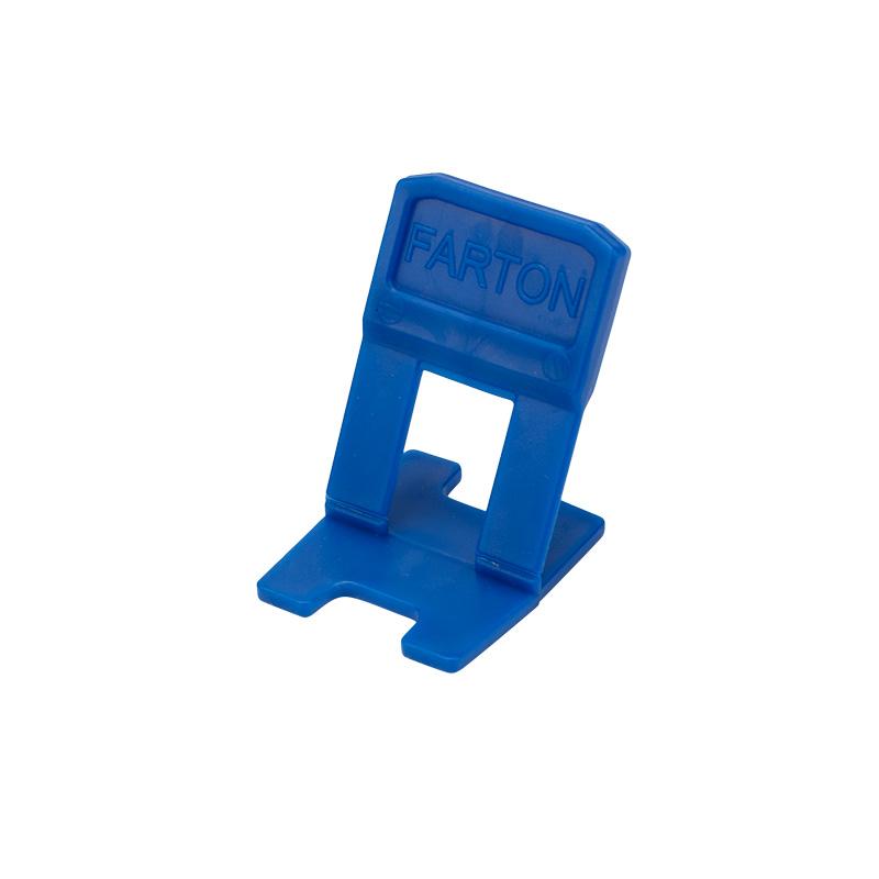 Система выравнивания плитки СВП REXANT зажим «Ворота» 1,5 мм (80 шт./уп.)