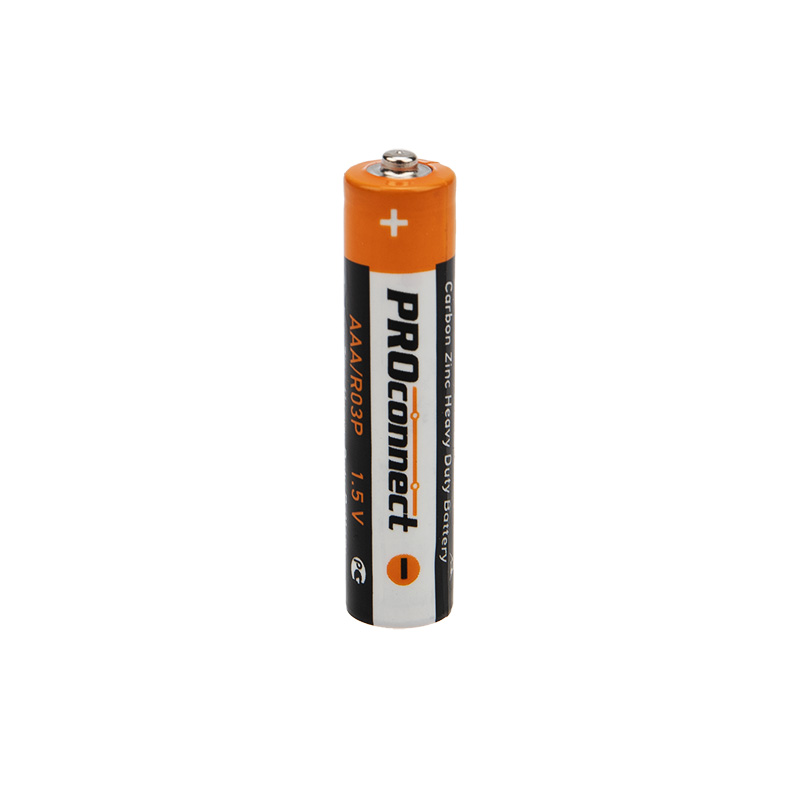 Солевая батарейка ААА (R03P) PROconnect