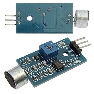 Sound-Sensor