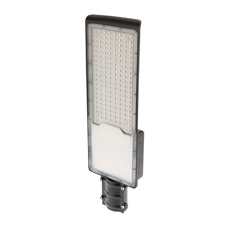 Светильник светодиодный консольный ДКУ 01-150-5000К-ШС IP65 черный REXANT