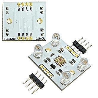 TCS3200 color sensor modlue