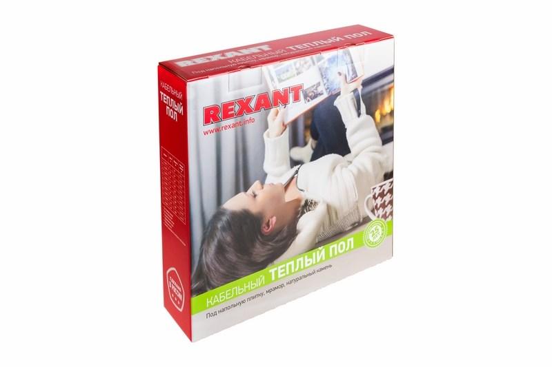 Теплый пол REXANT Slim RNB -60-700 (700Вт/60м/ S обогрева, м2: 4,5-6,0) (двухжильный)
