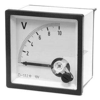 Вольтметр   10В   (72х72)