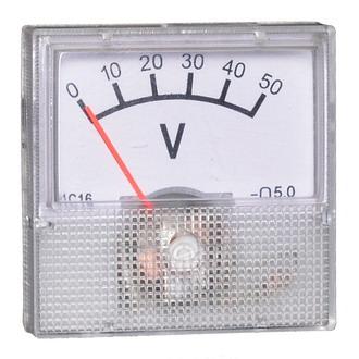Вольтметр   50В   (40х40)