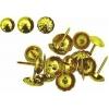 Гвозди декоративные мебельные золото (20шт.)