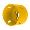 Пила кольцевая (коронка) Bi-Metall универсальная 54 мм BIBER