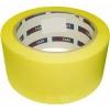 Лента малярная (крепп) LUXTAPE желтая, 50 мм (50 м)