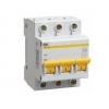 Выключатель автоматический модульный 3П С 6А 4.5 кА ВА47-29 IEK