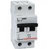Выключатель автоматический 2п С 10А  LR 6кА Leg 604818