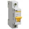 Выключатель автоматический 1п C 6А 4.5кА ВА 47-29 ИЭК MVA20-1-006-C