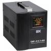 Стабилизатор напряжения HOME СНР 1/220 2кВА переносной IEK IVS20-1-02000