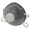 Полумаска фильтрующая с угольным фильтром и воздушным клапаном BIBER