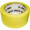 Лента малярная (крепп) LUXTAPE желтая, 25 мм (25 м)