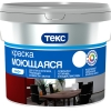 Краска моющаяся для стен и потолков ТЕКС Профи супербелая 4.5 л/7 кг