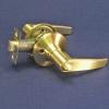 Ручка-защелка 808 BK-SB (мат. золото) защелка ТП00079711