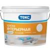 Краска интерьерная ТЕКС Универсал белая 9 л/14 кг