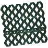 Забор зеленый бордюр 5 секций 22х120см Gard-plast