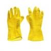 Перчатки резиновые хозяйственные размер M