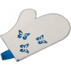 Рукавица для сауны Банные штучки-41135 Бабочки, 4 цвета, войлок