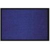 Коврик влаговпитывающий Ребристый  40х60 см, синий, SUNSTEP™ 35-035