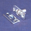 Стопор фиксатор дверной (шарик) латунь WDL 588 L GP