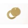 Шторка д/глазка дверного АЛЛЮР LC-16 d=16мм золото