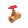 """Вентиль для воды и пара PN16 3/4"""" (Ду=20мм) В-В латунь"""
