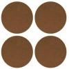 Подкладка (пункт) для мебели самоклеющаяся d34 мм серая (4 шт) Стройкомплектация